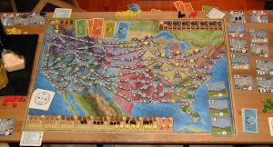 game đầu tư Power Grid
