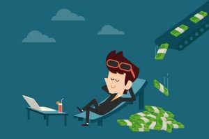 thu nhập thụ động